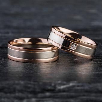 Vestuviniai žiedai / Dote Jewellery / Darbų pavyzdys ID 621253