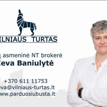 NT brokerė Ieva Baniulytė / Ieva Baniulytė / Darbų pavyzdys ID 621801