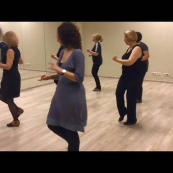 Salsa Bachata Solo Latino Vestuvinių Šokių Pamokos / Šokių studija Mambita / Darbų pavyzdys ID 622717