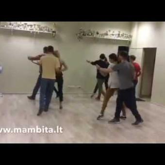 Salsa Bachata Solo Latino Vestuvinių Šokių Pamokos / Šokių studija Mambita / Darbų pavyzdys ID 622841