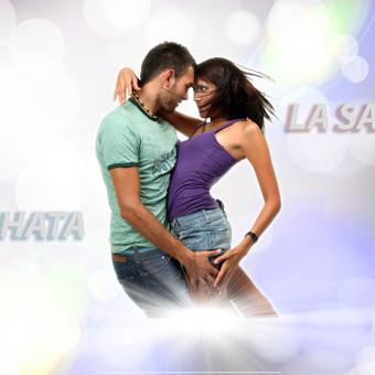 Salsa Bachata Solo Latino Vestuvinių Šokių Pamokos / Šokių studija Mambita / Darbų pavyzdys ID 622877