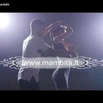 Salsa Bachata Solo Latino Vestuvinių Šokių Pamokos / Šokių studija Mambita / Darbų pavyzdys ID 622917