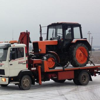 Techninė pagalba kelyje / Hempa Transportas / Darbų pavyzdys ID 83034