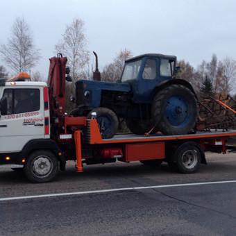 Techninė pagalba kelyje / Hempa Transportas / Darbų pavyzdys ID 83035