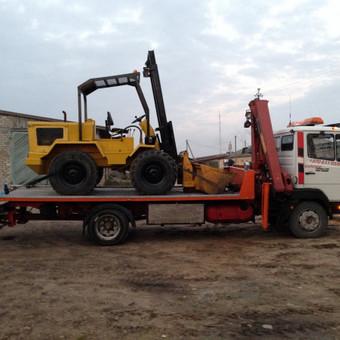 Techninė pagalba kelyje / Hempa Transportas / Darbų pavyzdys ID 83036