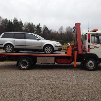 Techninė pagalba kelyje / Hempa Transportas / Darbų pavyzdys ID 83041