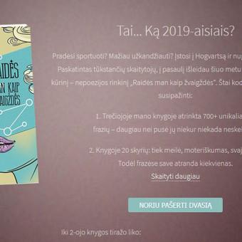 Junior komunikacijos ekspertas. 4 knygų autorius. Reklama. / Lukas Petrauskas / Darbų pavyzdys ID 623187