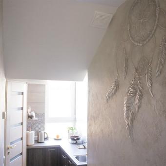 Meninis sienų dekoravimas. Tapyba ant sienų, Relejefai / OrumDeko / Darbų pavyzdys ID 624117