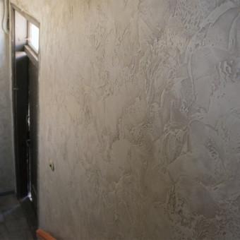 Meninis sienų dekoravimas. Tapyba ant sienų, Relejefai / OrumDeko / Darbų pavyzdys ID 624119