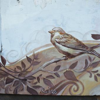Meninis sienų dekoravimas. Tapyba ant sienų, Relejefai / OrumDeko / Darbų pavyzdys ID 624129