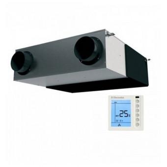 Rekuperacinės sistemos įrengimas / Rekuperatoriaus montavimas / Darbų pavyzdys ID 625399