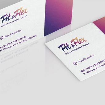Profesionalios grafikos dizainerio paslaugos + web dizainas / Kristina Gald / Darbų pavyzdys ID 625881