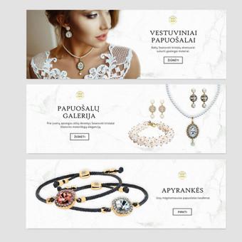 Profesionalios grafikos dizainerio paslaugos + web dizainas / Kristina Gald / Darbų pavyzdys ID 625943