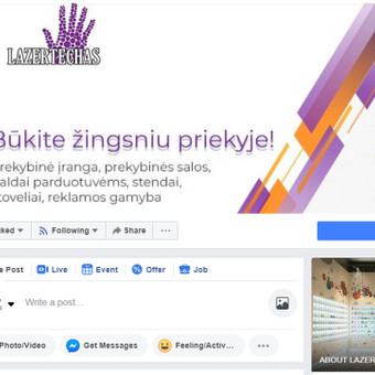 Efektyvus socialinių tinklų marketingas / Austėja Šidlauskaitė / Darbų pavyzdys ID 626439