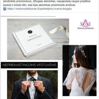Efektyvus socialinių tinklų marketingas / Austėja Šidlauskaitė / Darbų pavyzdys ID 626443