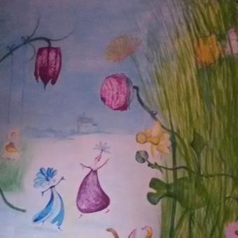 Sienos tapyba (paveiksliuko kopija) 3x3