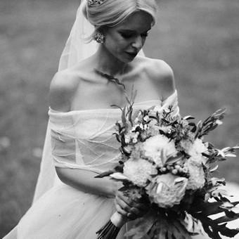 Individualus vestuvinių suknelių siuvimas / MJ Bridal Couture / Darbų pavyzdys ID 629387