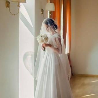 Individualus vestuvinių suknelių siuvimas / MJ Bridal Couture / Darbų pavyzdys ID 629391