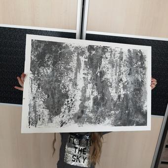 Sienu dekoravimas / Andrej Suchoj / Darbų pavyzdys ID 631179