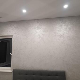 Sienu dekoravimas / Andrej Suchoj / Darbų pavyzdys ID 631185
