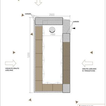 Interjero architektūra / Konsultacijos / coreco projektai / Darbų pavyzdys ID 631787