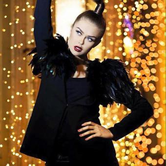 Foto:MUAH.lt Model:Margarita Vaisova Makeup  MUA: Povilas Staniulionis Hair: Aleksandra Make Up & Hair