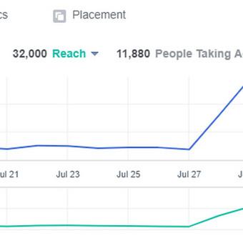 Facebook Reklama: Kūrimas + Optimizavimas / Mantas / Darbų pavyzdys ID 633833