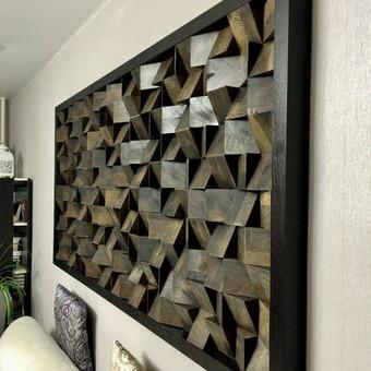 Gaminame kokybiškus baldus iš medžio masyvo / Naked wood / Darbų pavyzdys ID 634281