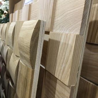 Gaminame kokybiškus baldus iš medžio masyvo / Naked wood / Darbų pavyzdys ID 634283