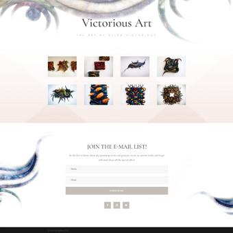 Meninkės, kuriančios interjero akcentus iš veltinių internetinė svetainė. http://victorious.gallery