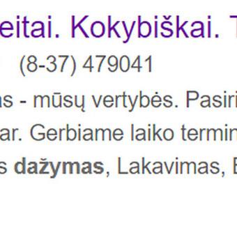 Efektyvus socialinių tinklų marketingas / Austėja Šidlauskaitė / Darbų pavyzdys ID 634463