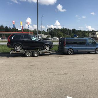 Automobiliu pervežimas visoje Lietuvoje ir ES / Renatas / Darbų pavyzdys ID 636893
