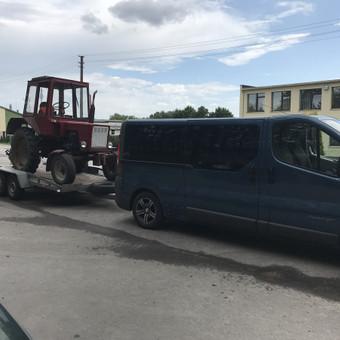 Automobiliu pervežimas visoje Lietuvoje ir ES / Renatas / Darbų pavyzdys ID 636895