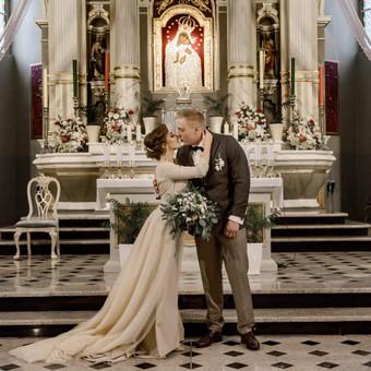 Vestuvinių ir proginių suknelių siuvimas ir taisymas / Larisa Bernotienė / Darbų pavyzdys ID 638437