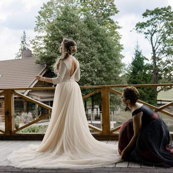 Vestuvinių ir proginių suknelių siuvimas ir taisymas / Larisa Bernotienė / Darbų pavyzdys ID 638439