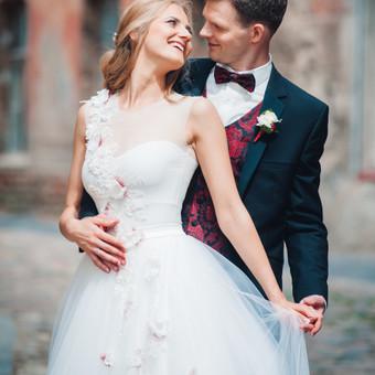 Vestuvinių ir proginių suknelių siuvimas ir taisymas / Larisa Bernotienė / Darbų pavyzdys ID 638443