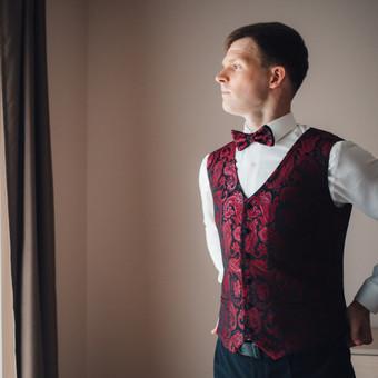 Vestuvinių ir proginių suknelių siuvimas ir taisymas / Larisa Bernotienė / Darbų pavyzdys ID 638447