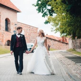 Vestuvinių ir proginių suknelių siuvimas ir taisymas / Larisa Bernotienė / Darbų pavyzdys ID 638449