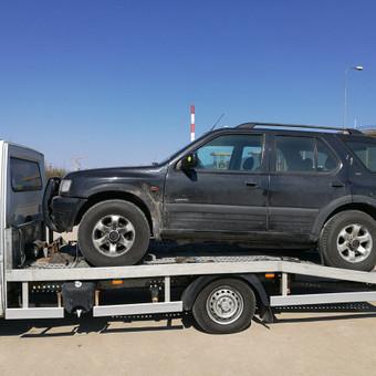 Techninė pagalba kelyje, nuo 15€ / Darius / Darbų pavyzdys ID 638737