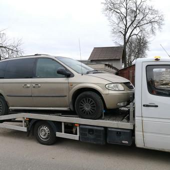 Techninė pagalba kelyje, nuo 15€ / Darius / Darbų pavyzdys ID 638739