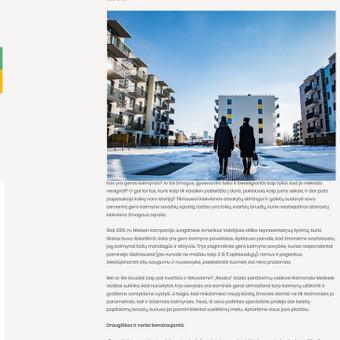 Straipsnių, tekstų svetainėms, reklamai rašymas / Monika Žiūkaitė / Darbų pavyzdys ID 639411