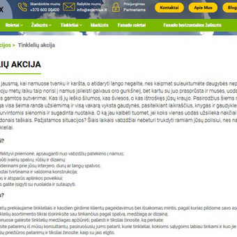 Straipsnių, tekstų svetainėms, reklamai rašymas / Monika Žiūkaitė / Darbų pavyzdys ID 639415