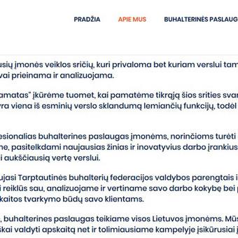 Straipsnių, tekstų svetainėms, reklamai rašymas / Monika Žiūkaitė / Darbų pavyzdys ID 639417