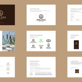 Logotipai ir įmonės stiliaus dizainas / Sabina Korzunova / Darbų pavyzdys ID 639697