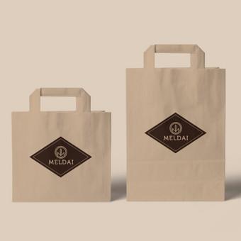 Logotipai ir įmonės stiliaus dizainas / Sabina Korzunova / Darbų pavyzdys ID 639711