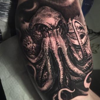 Kietos tattoo tik kietiems. / Evaldas(Mantikora) / Darbų pavyzdys ID 639949