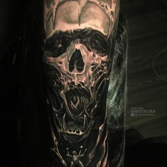 Kietos tattoo tik kietiems. / Evaldas(Mantikora) / Darbų pavyzdys ID 639951