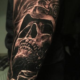 Kietos tattoo tik kietiems. / Evaldas(Mantikora) / Darbų pavyzdys ID 639955