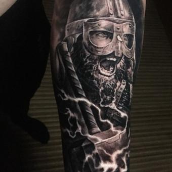 Kietos tattoo tik kietiems. / Evaldas(Mantikora) / Darbų pavyzdys ID 639959
