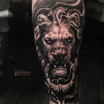 Kietos tattoo tik kietiems. / Evaldas(Mantikora) / Darbų pavyzdys ID 639961